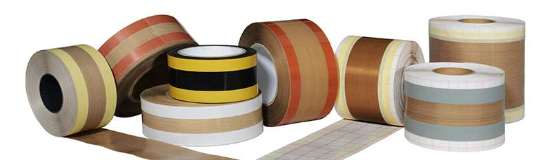 Duplex sealtape & Zone tape